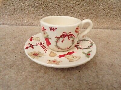 £2.50 • Buy Elegant Yankee Candle Cup / Saucer Candle Votive Holder, XMAS DECORATIONS
