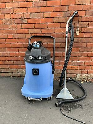 £324 • Buy Numatic CTD900-2 Carpet Cleaner With Wand