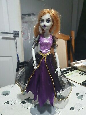 £13.50 • Buy Once Upon A Zombie Horror Doll. Rapunzel With Stand. (Mhb17)