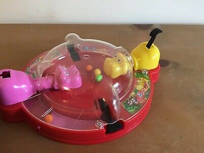 £3 • Buy MB Games Hungry Hippos Travel Game