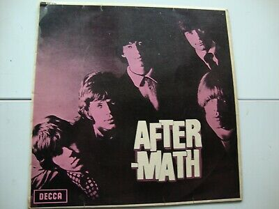 £500 • Buy The Rolling Stones  Purple Shadow Cover. Aftermath. 1966  Decca LK 4786 Mono.