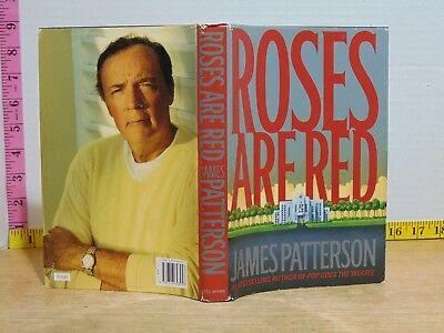 £1.64 • Buy Roses Are Red By James Patterson (2000, Hardcover) BCE