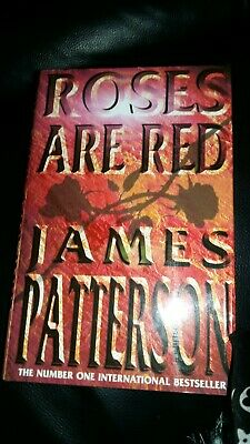 £0.99 • Buy James Patterson Roses Are Red