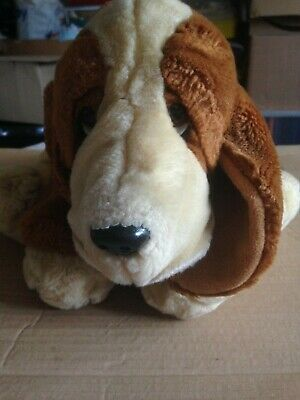 £16.99 • Buy Keel Toys Bassett Hound Dog Soft Plush Toy Simply Soft Collection
