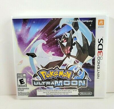 $39.99 • Buy Pokemon Ultra Moon Nintendo 3DS Game 2017 Video Game NEW AND SEALED!