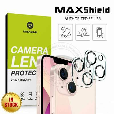 AU6.99 • Buy 2X For IPhone 13 Pro Max Mini  Camera Lens Cover Tempered Glass Screen Protector