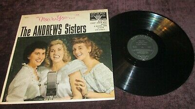 £2.17 • Buy Vtg 12  LP Vinyl Record NEAR YOU... The Andrews Sisters Vocalion