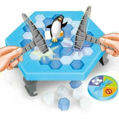 £8.34 • Buy Traditional Classic Family Kids Board Indoor Games 6+ 3+ Penguin Peril For Kids