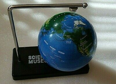 £9.49 • Buy Home Magnetic Levitation Floating Earth Globe Map In The Mid Air