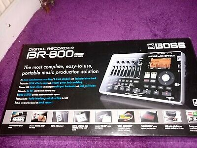 £50 • Buy BOSS BR-800 Digital Recorder - Excellent Condition/as New