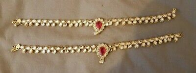 £5 • Buy Women's Partyware Payal Anklet