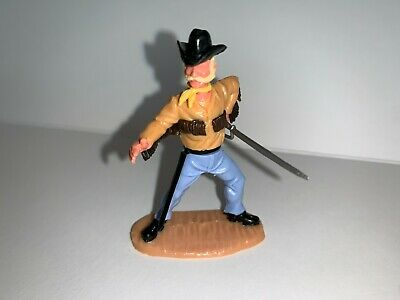£54 • Buy Timpo 1970s Cowboy General Custer Last Series 4th EXCELLENT CONDITION
