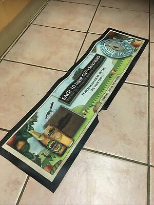 £1.99 • Buy Magners Rubber Back Bar Runner. Cider Pub Drip Mat. Ale. Man Cave. Used.