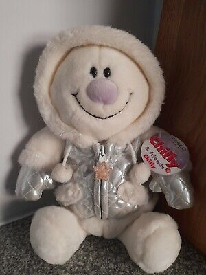£10 • Buy Vintage Tesco Chilly And Friends Medium Snowman 11  High 2004 With Tags