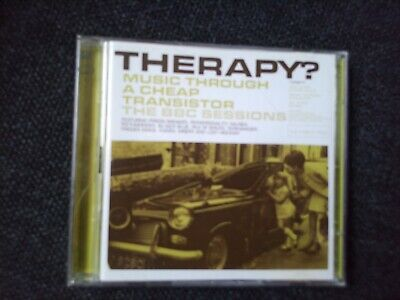 £69.99 • Buy Therapy? - Music Through A Cheap Transistor- Very Rare - John Peel Sessions 2 Cd