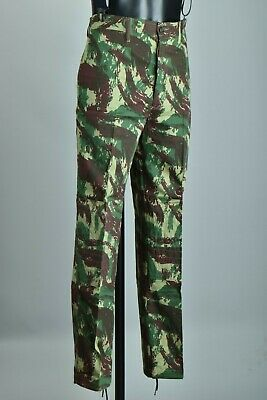 £40.60 • Buy South African SF Official  Copy  Portuguese M63 Lizard Camouflage Trousers. 7AJ