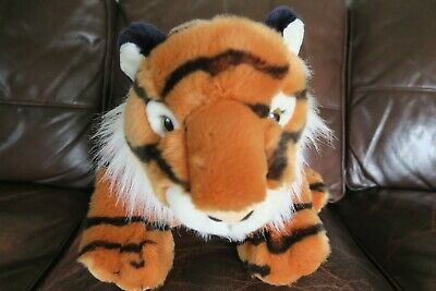 £9.99 • Buy Keel Toys Simply Soft Collection Tiger Plush Soft Toy 40cm Vgc