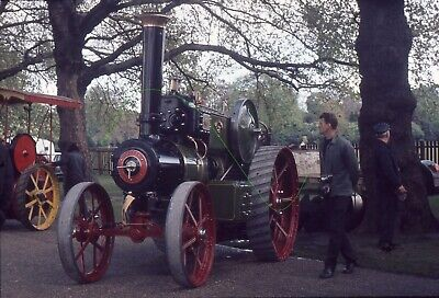 £1 • Buy Ruston And Hornsby Traction Engine, 2 Original Slides