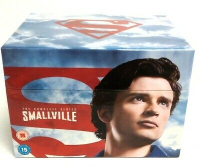 £31 • Buy Smallville - The Complete Series - Boxed - Like New