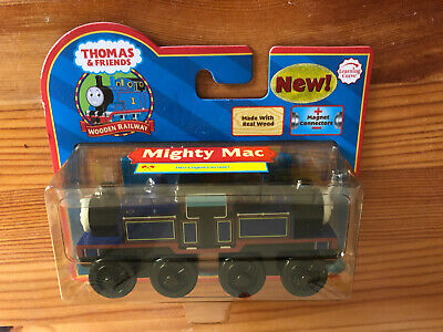 £43.65 • Buy 2006 Learning Curve Thomas Train Wooden Two Faced Mighty Mac! NEW!