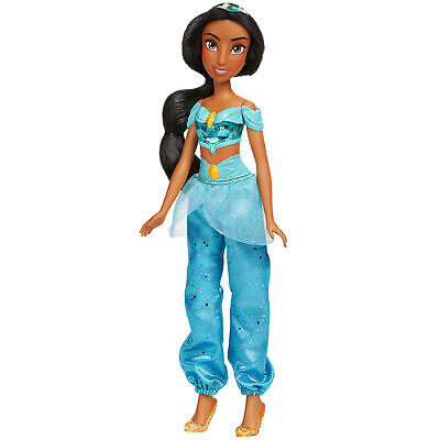 £10.99 • Buy Disney Princess Royal Shimmer Jasmine Fashion Doll, Toy For Kids Ages 3 And Up