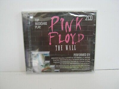£3 • Buy CD ALBUM TOP MUSICIANS PLAY PINK FLOYD THE WALL New Sealed 3208