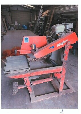 £180 • Buy Norton Clipper Saw, Honda 5.0HP Electronic Ignition. Good Condition