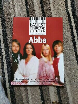 £0.99 • Buy Easiest Keyboard Collection: Abba By Music Sales Ltd (Paperback, 1999)