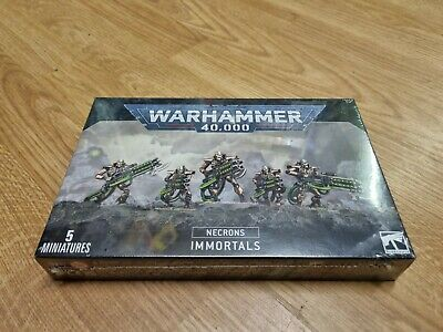 £20 • Buy Immortals / Deathmarks: Necrons