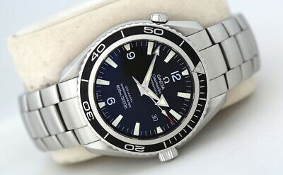 £2950 • Buy Omega Seamaster Planet Ocean 46mm Automatic Chronometer Watch 2200.50