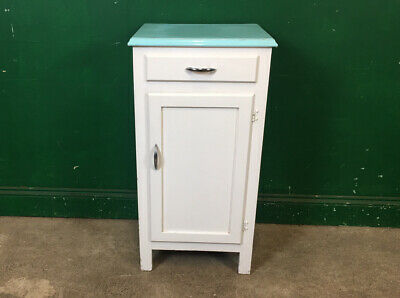 £55 • Buy Small 1960s Painted Kitchen Cabinet Cupboard Retro. Courier Available