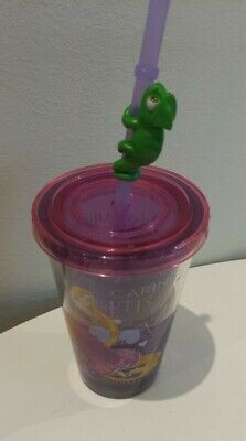 £10 • Buy TANGLED Plastic Cup With Straw OFFICAL DISNEY STORE