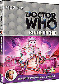 £2.99 • Buy Doctor Who DVD - BLACK ORCHID