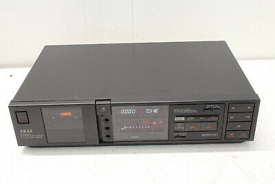 £14.55 • Buy AKAI HX-R44 Stereo Cassette Deck Vintage With Dolby B And C Hi-Fi