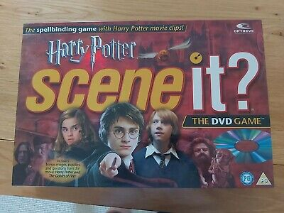 £3.40 • Buy Harry Potter Scene It? The DVD Game 2005 - 100% Complete.