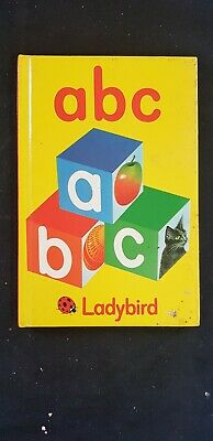 £5 • Buy ABC Early Learning Series - Ladybird Childrens Books