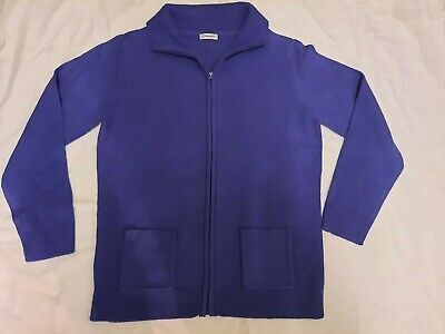 £5 • Buy Ladies New& Unused Cardigan By Damart Size 14/16 40 Inch Chest ,col Blue