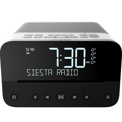 £99.99 • Buy Pure Siesta Home Compact All-in-one Music System CD/DAB/FM, Bluetooth, UK Seller