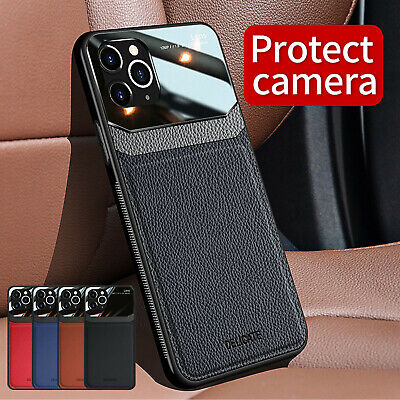 AU10.29 • Buy For IPhone 13 Pro Max 12 11 Pro XS XR 8 7 6 Shockproof Hybrid Leather Case Cover