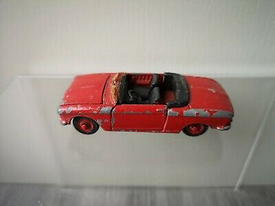£29.99 • Buy DINKY TRIANG #511 PEUGEOT 204 CABRIOLET - Made In France