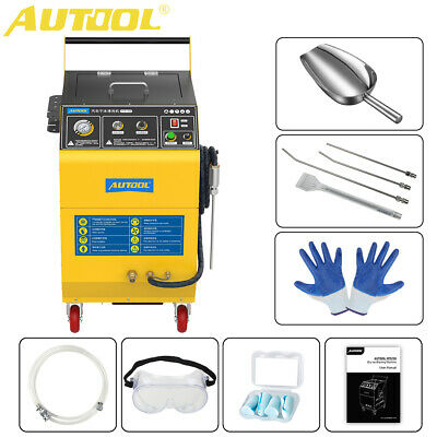 £7288.62 • Buy Dry Ice De-Carbon Cleaner Car Fuel Engine Intake Throttle Valve Cleaning Machine
