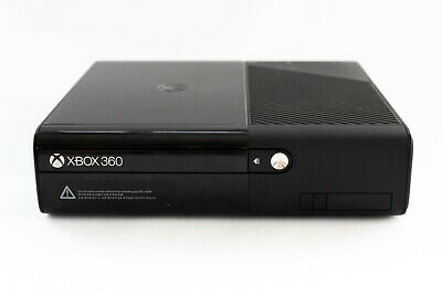 AU65.50 • Buy Black Xbox 360 E Model 1538 Tested Console Only No Hard Drive