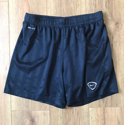"""£2.99 • Buy Mens Nike Dri-Fit Navy Shorts Size Large Stretches 32"""" - 38"""""""