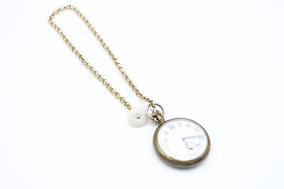 £2.20 • Buy Vintage Gents DAMAS GS/TP WW2 Era Military Issued POCKET WATCH Hand-Wind WORKING
