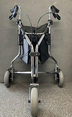 £45 • Buy Days 3 Wheel Mobility Walker  Brakes And Bag Excellent Condition Folds Flat