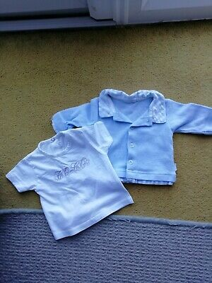 £5 • Buy Top And Jacket For Baby Boy By Coco Age 0 To 3 Months