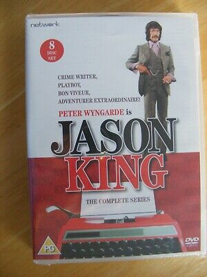 £26.99 • Buy Jason King - The Complete Series On 8 Discs Dvd Brand New