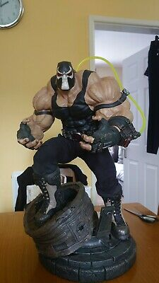 £150 • Buy Sideshow Collectibles Bane Premium Format 1/4 Scale Collectors Edition DAMAGED*