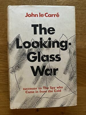 £9.99 • Buy John Le Carre The Looking Glass War Reprint Society 1966 With Dust Jacket