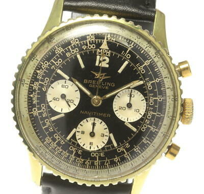 £5204.44 • Buy Breitling Navitimer 806 Chronograph Cal.178 Hand-Wound Mens Secondhand _30680